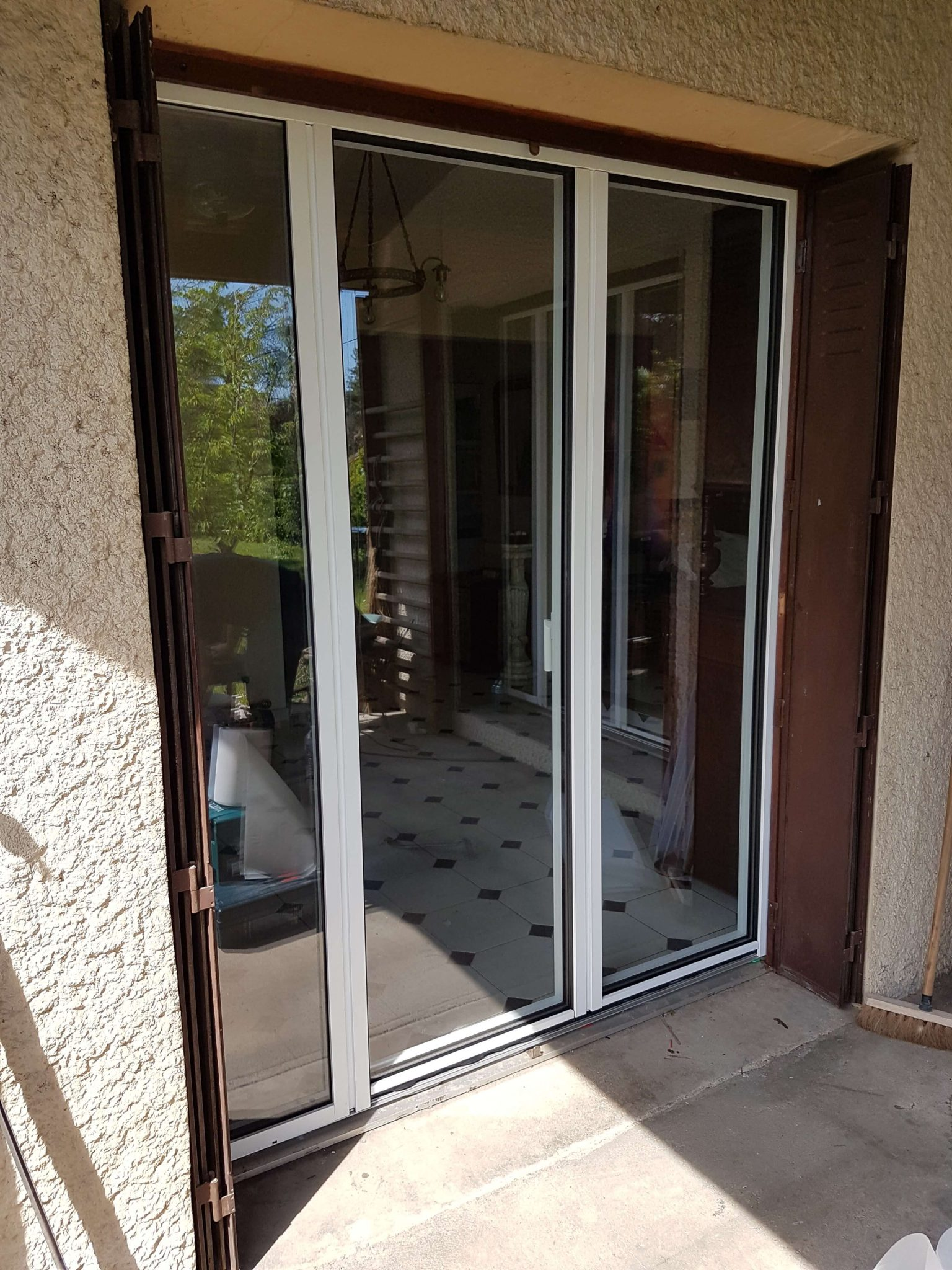portes fenêtres kline - GCDH intervient sur l'installation de portes-fenêtres