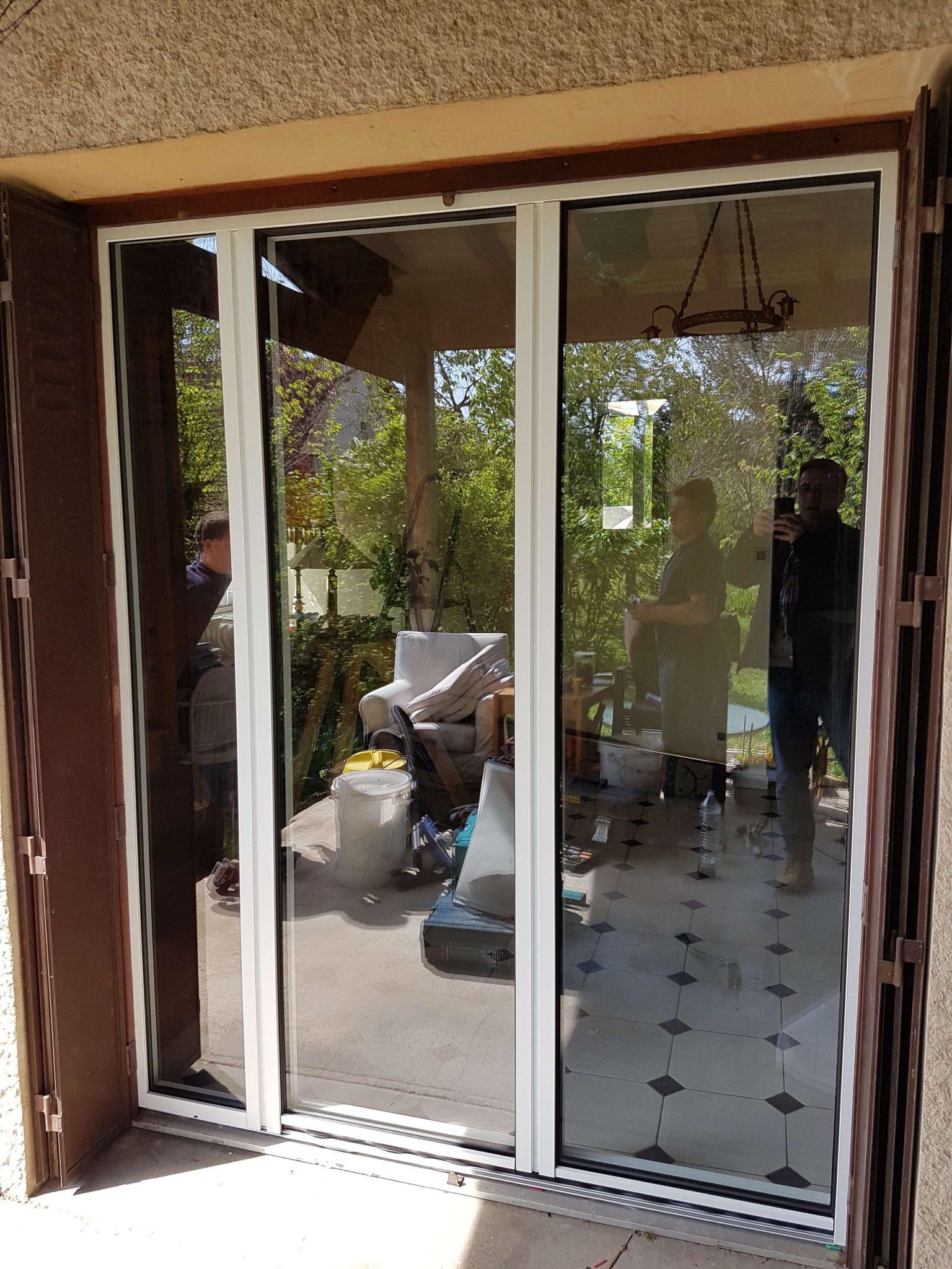 portes fenêtres kline2 - GCDH intervient sur l'installation de portes-fenêtres